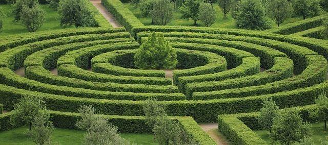 Labyrint, doolhof en hulp bij HSP