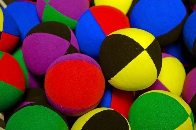 HSP: hoeveel ballen houd jij in de lucht?